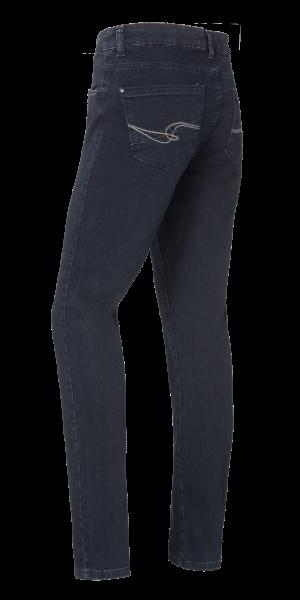 Jeans Damen Slim Fit in Dark Blue