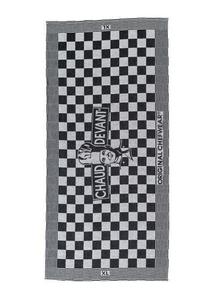 Geschirrtücher schwarz-weiß 765 Chaud Devant