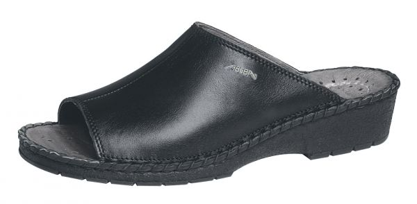 Abeba Berufs-Schuh Damen - schwarz
