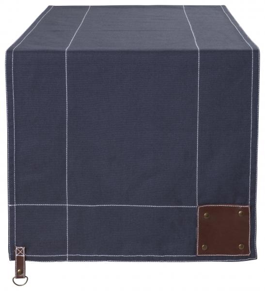 Canvas Tischläufer - 130 x 40 - navy | 652 14 EXNER