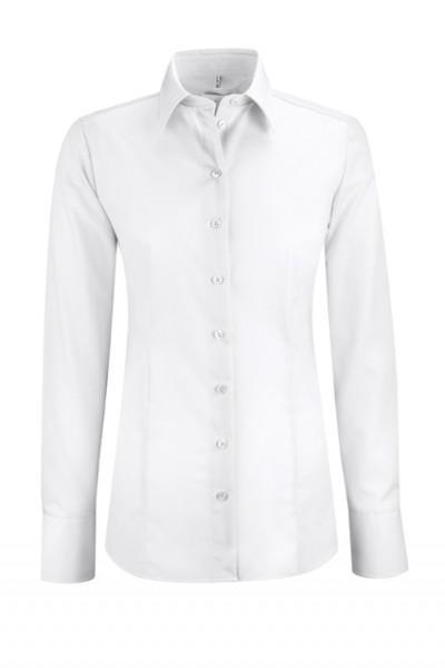 GREIFF premium - style 6670 Bluse für Damen langarm in 7 Farben - regular fit
