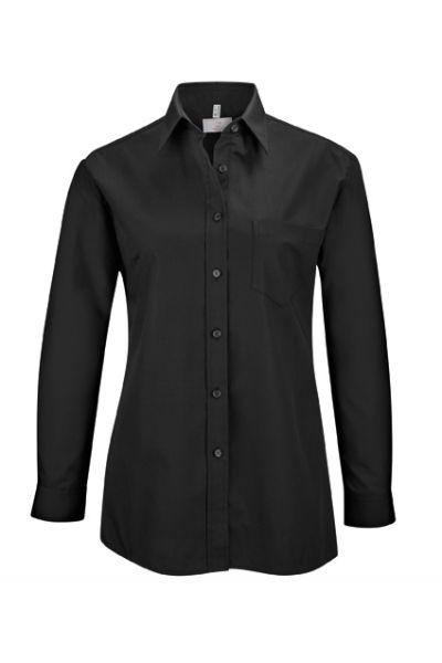 GREIFF - style 322 Bluse für Damen langarm comfort fit in 2 Farben