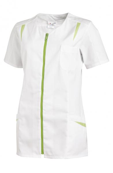 Hosenkasack ½ Arm in Weiß/Hellgrün