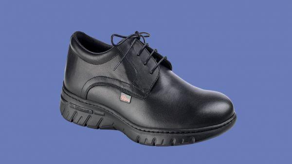 Modischer Sneaker BERNA schwarz | DIAN Serviceschuhe