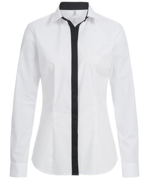Modische Damen Bluse für Gastronomie & Service regular fit | GREIFF Service 6525