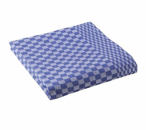 Exner touchon Grubentuch 50x100cm blau/grau - 5er Pack