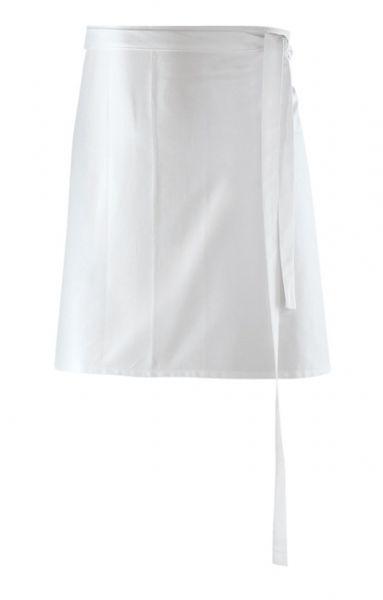 Exner Vorbinder 80x45 cm - 100% Baumwolle 230gr/m² - weiß