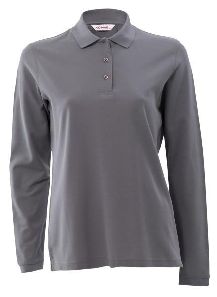 KÜMMEL - Damen Poloshirt Binz langarm in 4 Farben