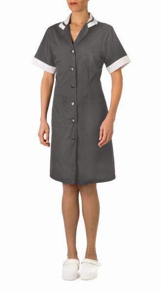 Zimmermädchenkleid grau Ninfea Giblor´s