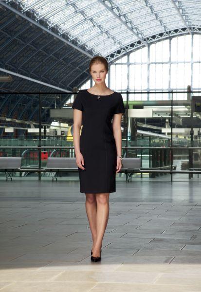 Damen-Kleid TERAMO schwarz