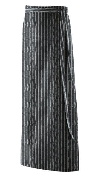 Exner Vorbinder 100x100 cm - 100% Baumwolle 230gr/m² - Nadelstreifen