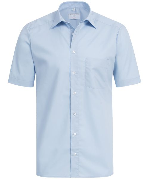 Strapazierfähiges Herren Hemd regular fit Kurzarm | GREIFF Basic 6666