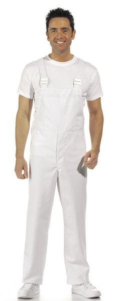 LEiBER 12-731-01 HACCP Herren Latzhose - auch in Übergrößen