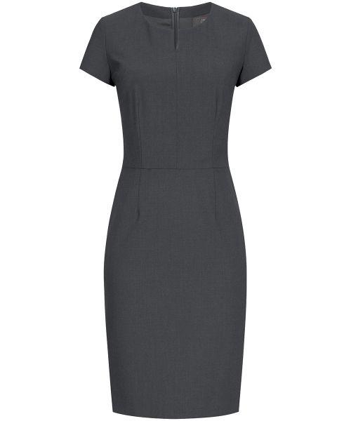 Business Damen Etuikleid regular fit | GREIFF Premium 1068