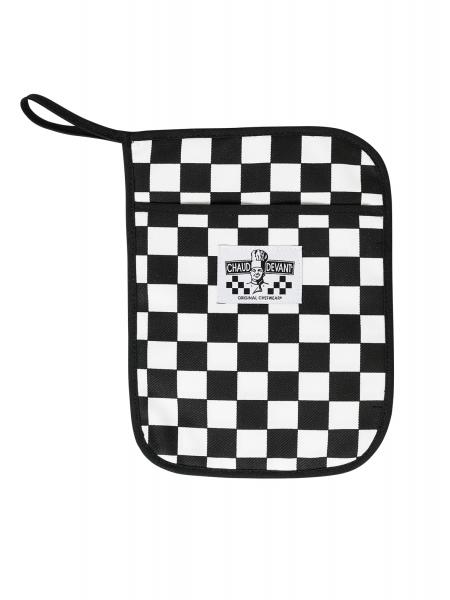 Topflappen schwarz-weiß 701 Chaud Devant