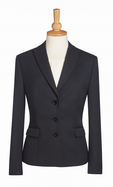 Damen Blazer Ritz in Schwarz