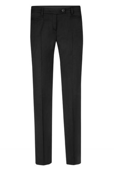 GREIFF modern - style 1371 Anzughose für Damen in schwarz - slim fit