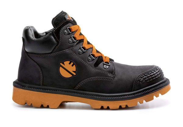 Dike knöchelhoher Schuhe Digger black