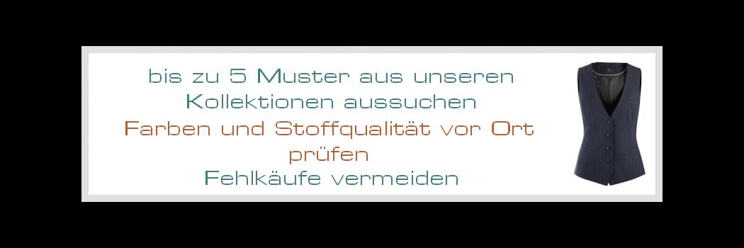 Muster-Order - Musterservice für Firmen, Vereine und Behörden