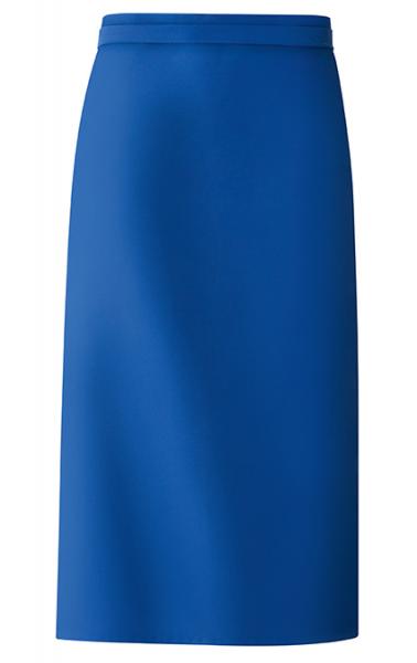 Bistro-Schürze 100x80 cm in Königsblau