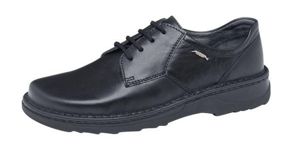 Abeba Berufs-Schuh Herren - schwarz
