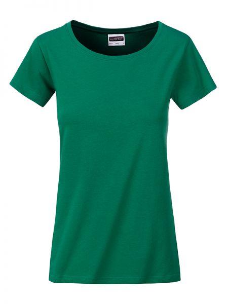 Damen Shirt irish-green Bio-Baumwolle Tradition Daiber