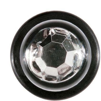GREIFF - style 5900 Kugelknöpfe für Kochjacken - 12er Pack - Diamant