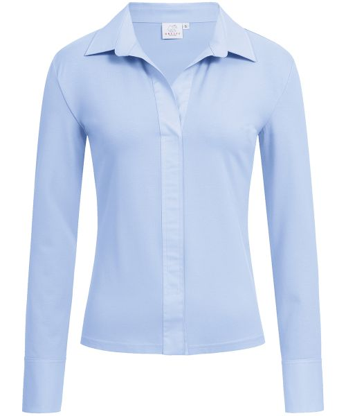 Damen Shirt-Bluse regular fit Langarm | GREIFF Shirts 6861