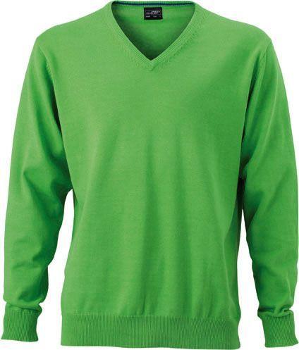 Herren Pullover - grün