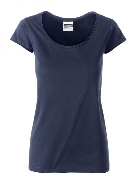Damen Shirt blau Tradition Daiber