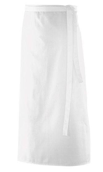 Exner Vorbinder 90x60 cm - 100% Baumwolle 230gr/m² - weiß