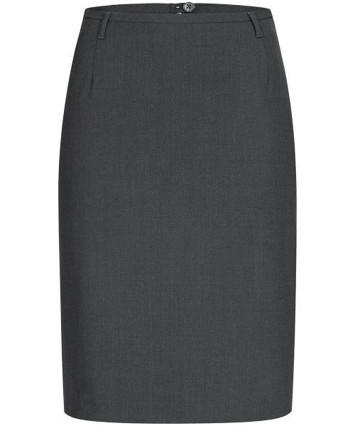 Klassischer Business Damen Stiftrock regular fit | GREIFF Premium 1542