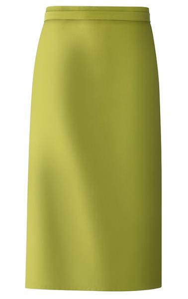 Bistro-Schürze 100x80 cm in Kiwi