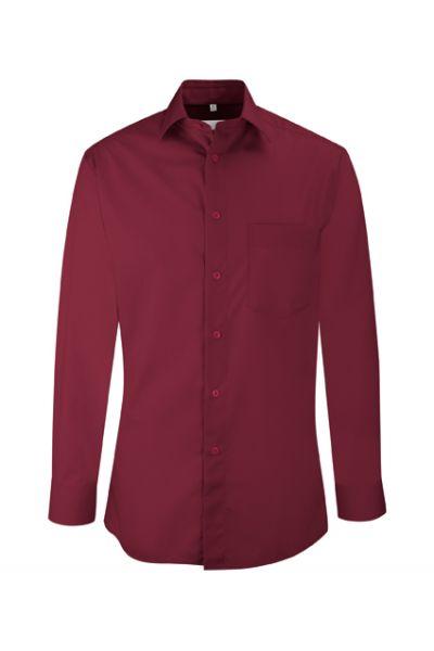 GREIFF basic - style 6600 Herrenhemd langarm comfort fit in 6 Farben - comfort fit