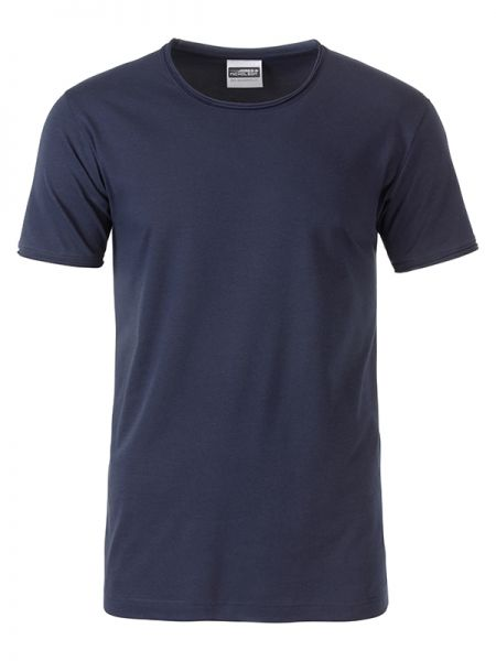 Herren Shirt blau Tradition Daiber