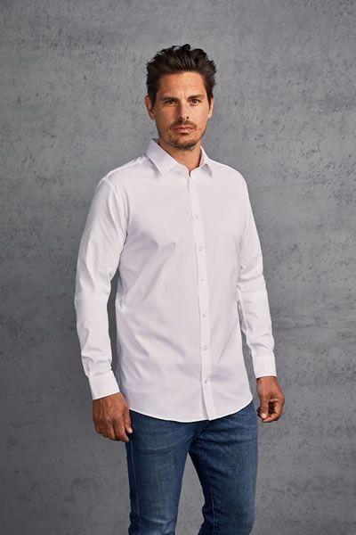 Klassisches Langarm-Oxford Hemd für Herren | Promodoro 6910