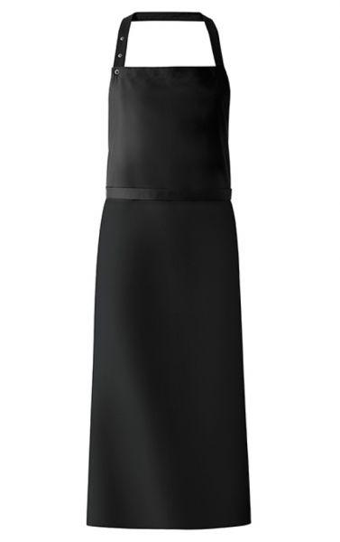 Latzschürze 77x110 cm in Schwarz