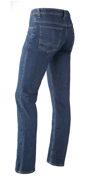 Jeans Herren in Blue Denim