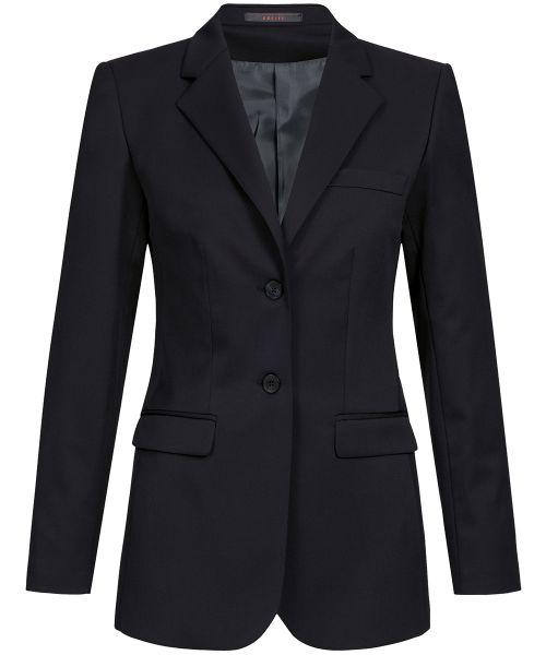 Strapazierfähiger Business Damen Langblazer comfort fit | GREIFF Basic 1414