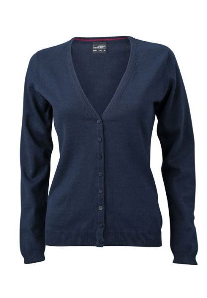 Damen Cardigan - navy