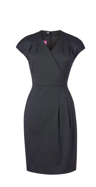 Damenkleid / Etuikleid CRESSIDA regular fit schmutzabweisend | BROOK Taverner Eclipse 2285
