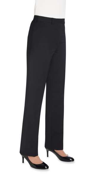 Damen Hose in Schwarz