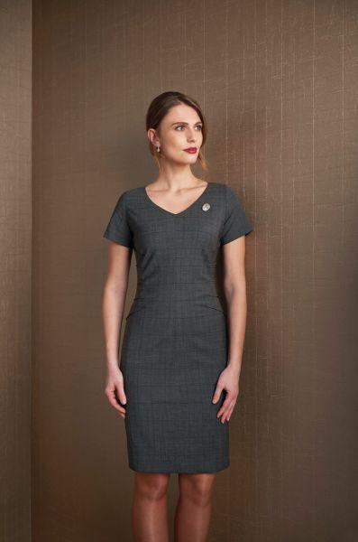 Business Damen Kleid DIAMANTE regular fit | BROOK T. Signature 2335