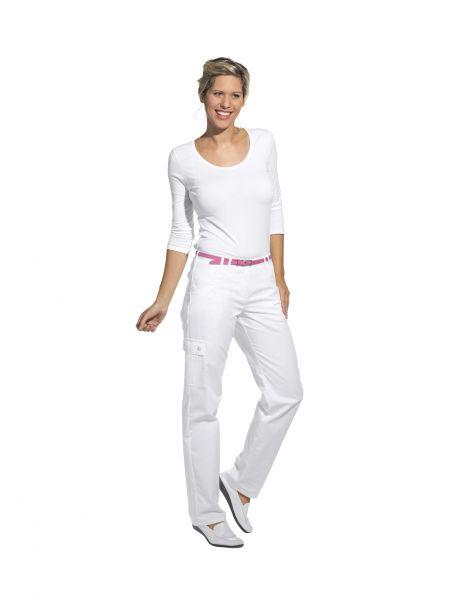 LEiBER comfort style Damen Hose weiß 08-1141 lange Größe