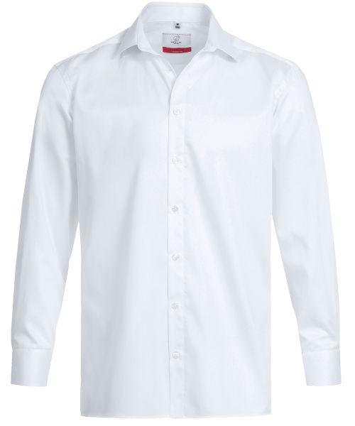 Business Herren Hemd comfort fit weiss Langarm | GREIFF Premium 6764