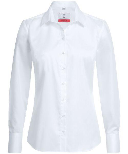 Business Damen Bluse comfort fit Langarm | GREIFF Premium 6564