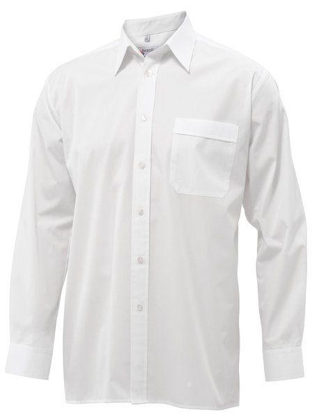 Herren Hemd GEORGE fürs Büro - classic Fit langarm   Kümmel 628801