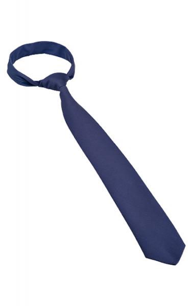 Krawatte Ruck-Zuck in Marine