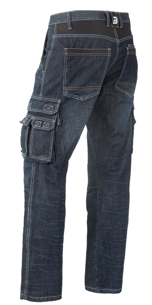 Herren Jeans in Dark Denim