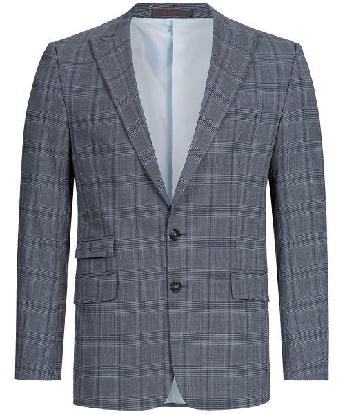 Business Herren Sakko regular fit glencheck | GREIFF Premium 1130